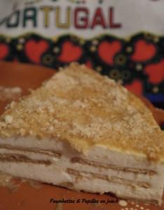 Bolo de bolacha (gâteau aux biscuits)
