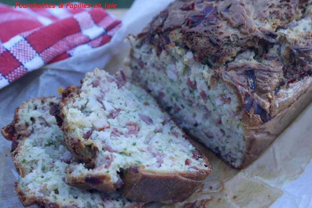 Cake Charcutier Fourchettesetpapillesenjoie.fr/