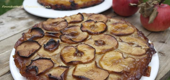 Gâteau 100 % pommes