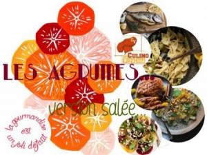 """Logo réalisé par Gaëlle du blog """"La gourmandise est un joli défaut"""""""