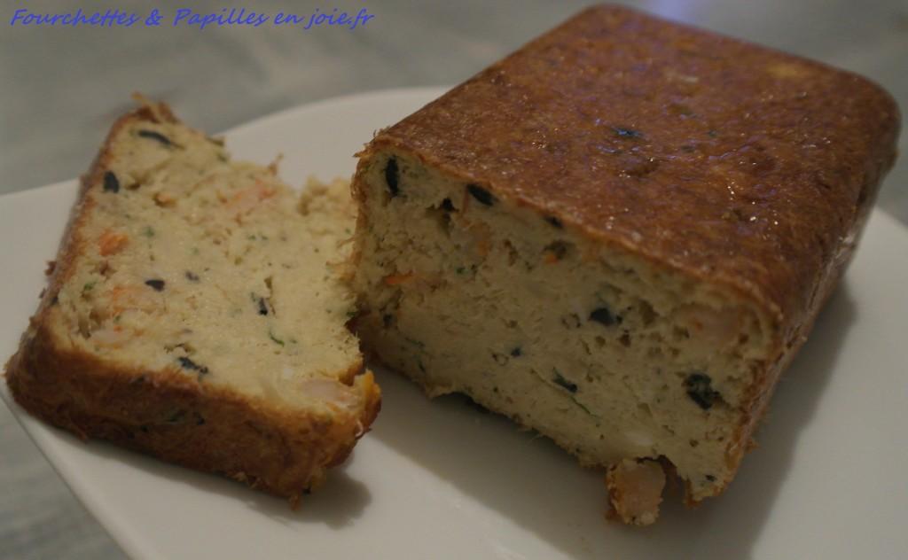 """Cake à la morue """"Pudim de Bacalhau"""""""