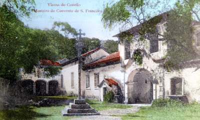 Convento S. Francisco Monte, Viana do Castelo (1)