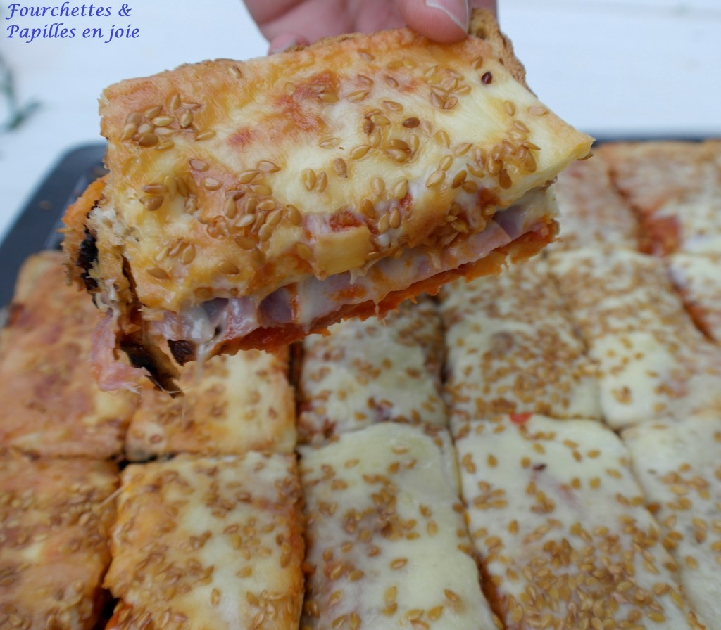 Sandwich Pizza