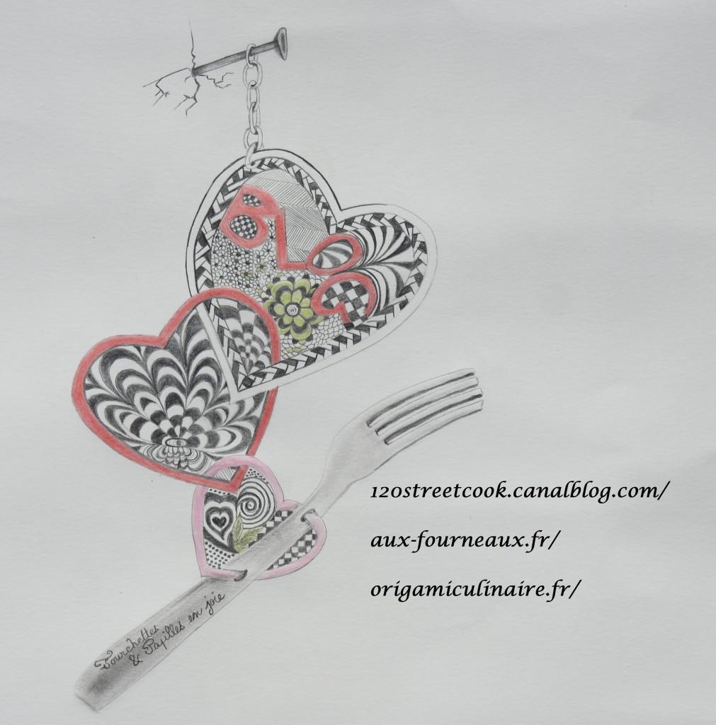 Fourchettes & Papilles en joie.