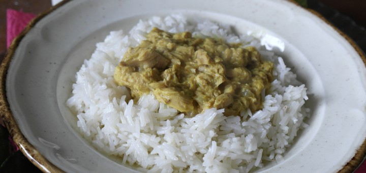 Thon Sauce au curry