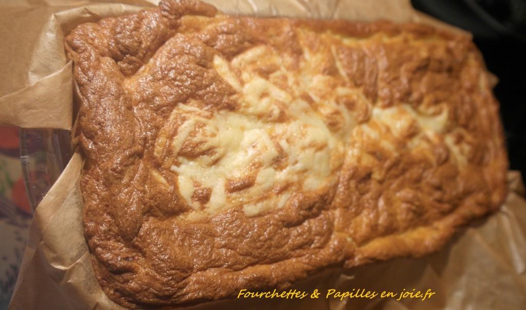 Cake d'endives au jambon