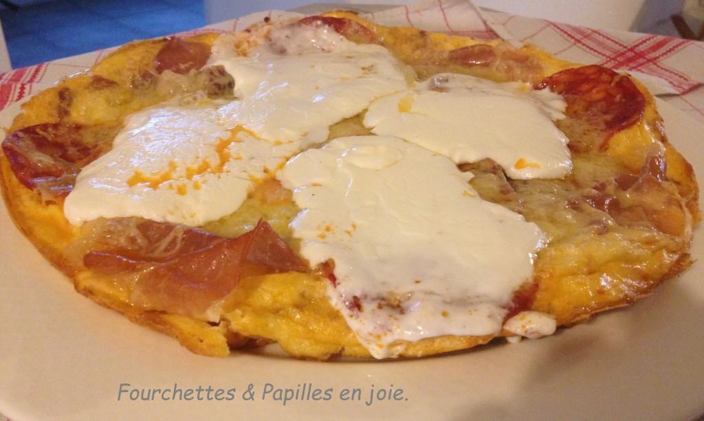 Tortilla Montagnarde