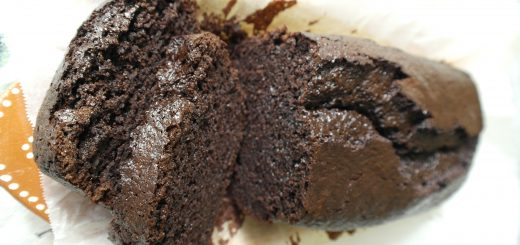 Moelleux au chocolat et à la confiture de lait